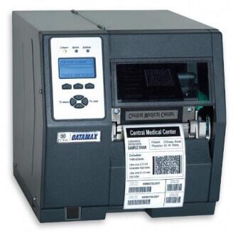 Datamax O'Neil H-Class H4212 imprimante pour étiquettes Transfert thermique 203 x 203 DPI Avec fil