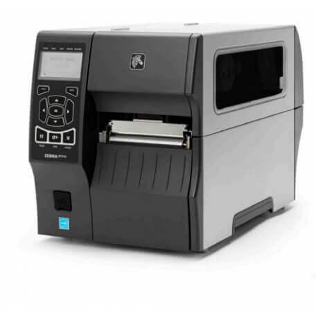 Zebra ZT410 imprimante pour étiquettes Transfert thermique Avec fil &sans fil