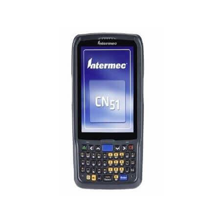 "Intermec CN51 ordinateur portable de poche 10,2 cm (4"") 480 x 800 pixels Écran tactile 350 g Noir"