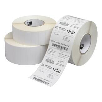 Boîte de 12 rouleaux d'étiquettes direct thermique 102mmx152mm Duratherm II Honeywell I20103