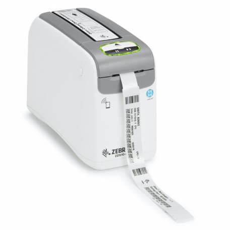 Zebra ZD510-HC imprimante pour étiquettes Thermique directe Avec fil &sans fil