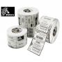 Boîte de 12 rouleaux d'étiquettes transfert thermique 102mmx76mm Z-Perform 1000T White Zebra 800294-305
