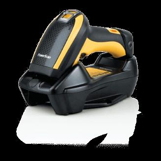 Datalogic PowerScan PBT9300 Lecteur de code barre portable 1D Laser Noir, Jaune