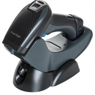 Datalogic PowerScan Retail PBT9500 Lecteur de code barre portable 1D/2D Noir