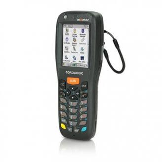 """Datalogic MEMOR X3 ordinateur portable de poche 6,1 cm (2.4\"""") 240 x 320 pixels Écran tactile 233 g Noir"""