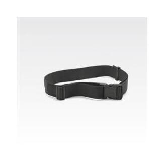 Zebra Belt for Holster Noir