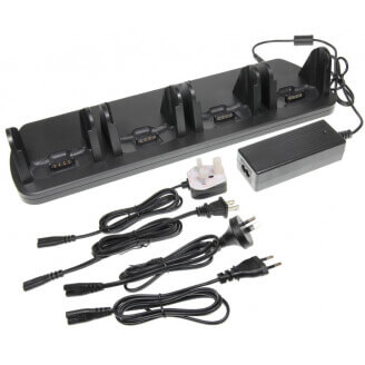 Brodit 215593 chargeur de téléphones portables Intérieur Noir