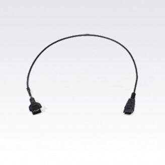 Zebra 25-124412-02R adaptateur et connecteur de câbles Noir