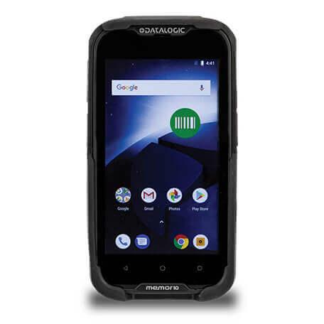 """Datalogic Memor 10 ordinateur portable de poche 12,7 cm (5"""") 720 x 1280 pixels Écran tactile 285 g Noir"""
