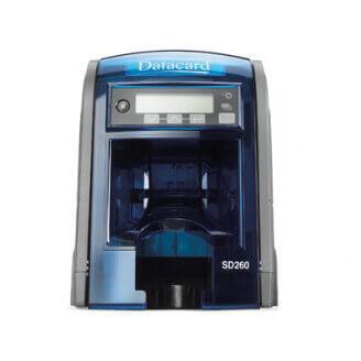 DataCard SD260 imprimante de cartes en plastique