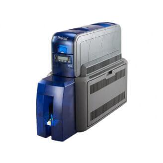 DataCard SD460 imprimante de cartes en plastique Sublimation par la teinture et transfert de résine thermique Couleur 300 x 300