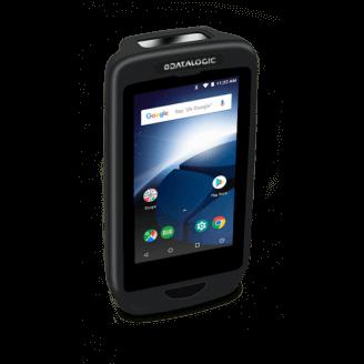 """Datalogic Memor 1 ordinateur portable de poche 10,9 cm (4.3"""") 854 x 480 pixels Écran tactile 275 g Noir"""