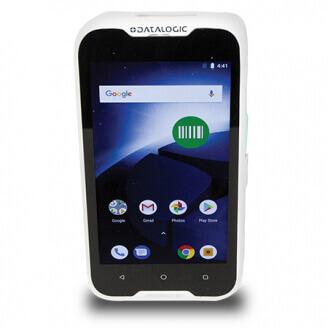 """Datalogic Memor 10 Healthcare ordinateur portable de poche 12,7 cm (5"""") 720 x 1280 pixels Écran tactile 285 g Blanc"""