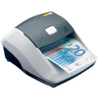 ratiotec Soldi Smart détecteur de faux billets Noir, Gris