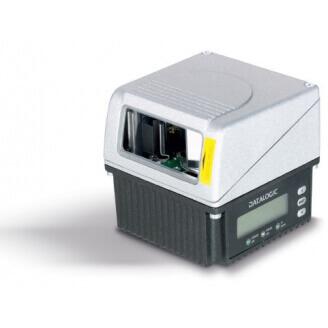 Datalogic DS6300-100-011 Lecteur de code barre fixe Laser Noir, Argent