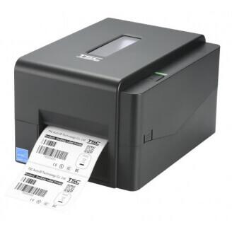 TSC TE210 Thermique direct/Transfert thermique Imprimantes POS 300 x 300 DPI Avec fil