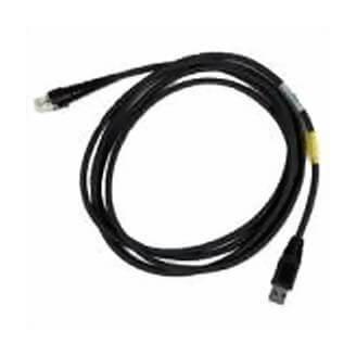 Honeywell CBL-500-300-S00 câble USB 3 m USB A Noir