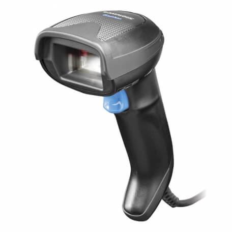 Datalogic Gryphon I GD4500 Lecteur de code barre portable 1D/2D Blanc