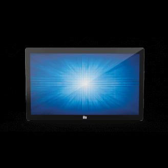 """Elo Touch Solution 2402L moniteur à écran tactile 60,5 cm (23.8"""") 1920 x 1080 pixels Noir Plusieurs pressions Dessus de table"""