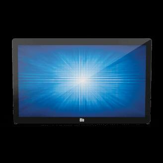 """Elo Touch Solution 2702L moniteur à écran tactile 68,6 cm (27"""") 1920 x 1080 pixels Noir Plusieurs pressions Dessus de table"""