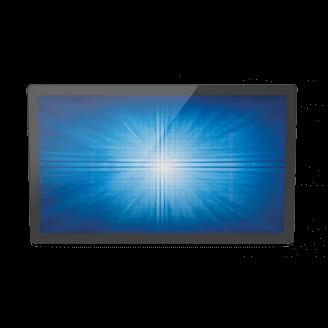 """Elo Touch Solution 2495L moniteur à écran tactile 60,5 cm (23.8"""") 1920 x 1080 pixels Noir Plusieurs pressions"""