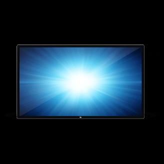 """Elo Touch Solution 6553L 163,8 cm (64.5"""") LED 4K Ultra HD Écran tactile Écran plat interactif Noir"""