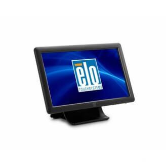 """Elo Touch Solution 1509L moniteur à écran tactile 39,6 cm (15.6"""") 1366 x 768 pixels Noir une seule pression Dessus de table"""