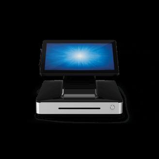 """Elo Touch Solution PayPoint Plus 39,6 cm (15.6"""") 1920 x 1080 pixels Écran tactile i5-8500T Tout-en-un Noir, Gris"""