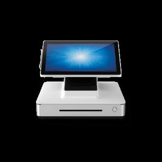 """Elo Touch Solution PayPoint Plus 39,6 cm (15.6"""") 1920 x 1080 pixels Écran tactile i5-8500T Tout-en-un Blanc"""