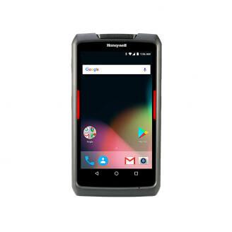 """Honeywell ScanPal EDA70 ordinateur portable de poche 17,8 cm (7"""") 1280 x 720 pixels Écran tactile 550 g Noir"""