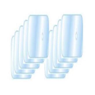 Panasonic FZ-VPFT11U protection d'écran Protection d'écran transparent Tablette 10 pièce(s)