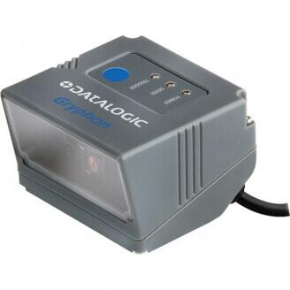 Datalogic GFS4150-9 lecteur de code barres Lecteur de code barre fixe CCD (dispositif à transfert de charge) Gris