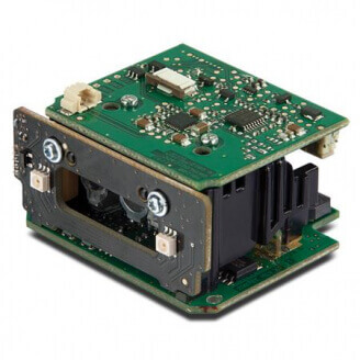 Datalogic Gryphon GFE4400 2D Noir, Vert