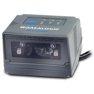 Datalogic Gryphon I GFS4400 2D Lecteur de code barre fixe Laser Noir