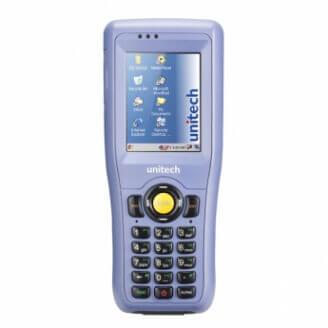 """Unitech HT682 ordinateur portable de poche 7,11 cm (2.8"""") Écran tactile Noir"""