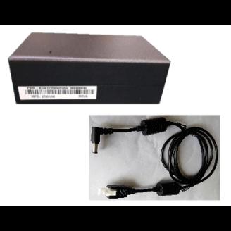 Zebra KIT-PWR-12V50W chargeur de téléphones portables Noir