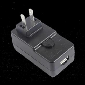 Zebra PWR-WUA5V12W0GB chargeur de téléphones portables Intérieur Noir