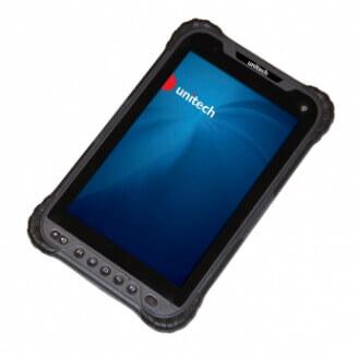 "Unitech TB85 20,3 cm (8"") Qualcomm Snapdragon 4 Go 32 Go Wi-Fi 5 (802.11ac) 4G LTE Noir Android 8.0"