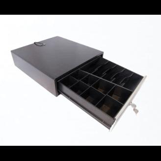 APG Cash Drawer ECD330-BLK Tiroir-caisse Tiroir caisse électronique