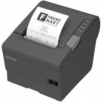 Epson TM-T88V série noire USB + PS-180 + câble AC