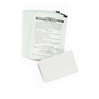 Zebra 104531-001 matériel de nettoyage d'imprimante Feuille de nettoyage d'imprimante