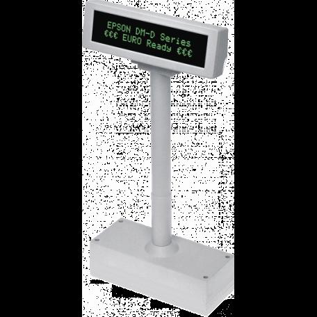 Epson DM-D210BA 40 chiffres RS-232 Blanc