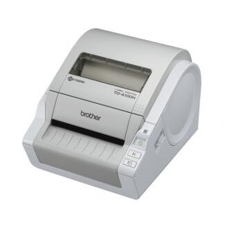 Brother TD-4100N imprimante pour étiquettes Thermique directe 300 x 300 DPI