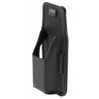 Zebra SG-MC2121205-01R pochette de protection de téléphone portable Ordinateur portable Support Cuir Noir