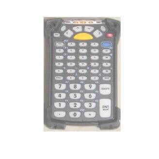 Zebra MC909X-G/MC9190-G KEYPAD clavier pour téléphones portables Noir, Blanc