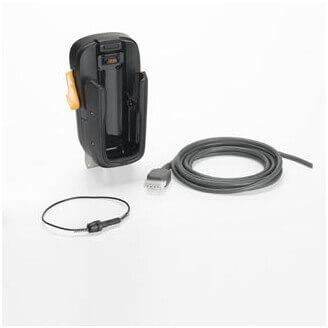 Zebra VCD5500-1001R support Ordinateur mobile portable Noir Support actif
