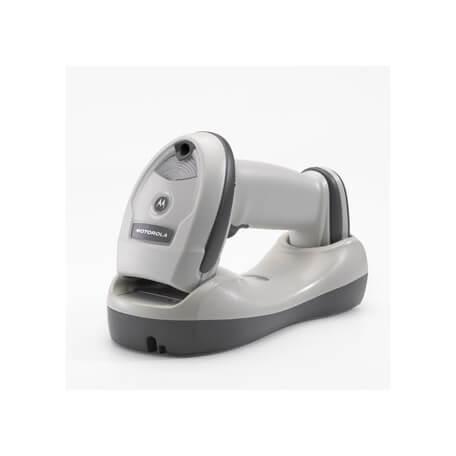 Zebra LI4278 Lecteur de code barre portable Blanc
