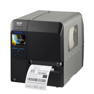 SATO CL4NX Thermique direct/Transfert thermique Imprimantes POS 203 x 203 DPI Avec fil &sans fil