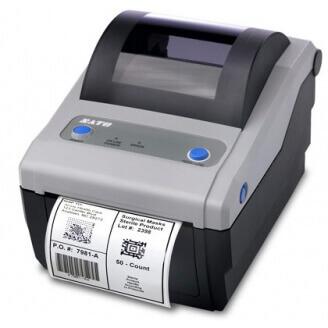 SATO CG412DT imprimante pour étiquettes Thermique directe 305 x 305 DPI Avec fil