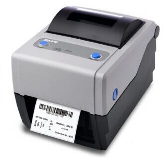 SATO CG408TT imprimante pour étiquettes Thermique direct/Transfert thermique 203 x 203 DPI Avec fil